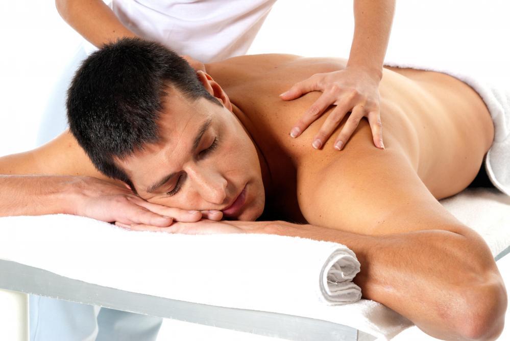 Massage Mand Massage Med Sex