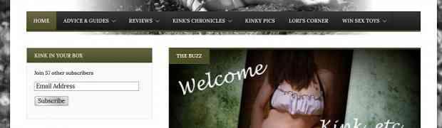 Bloggers Spotlight: KinkEtc.Com